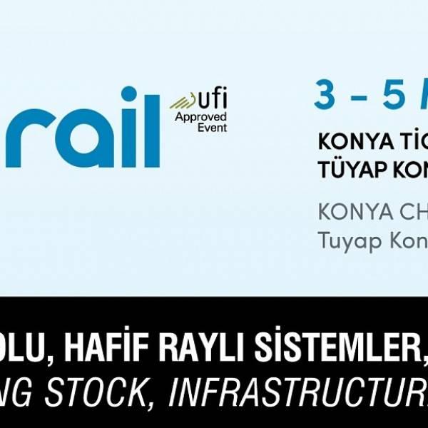 9th International railway, light rail systems, infrastructure and logistics fair