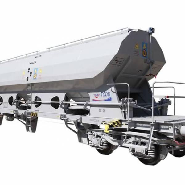 Bulk Material Handling Wagon