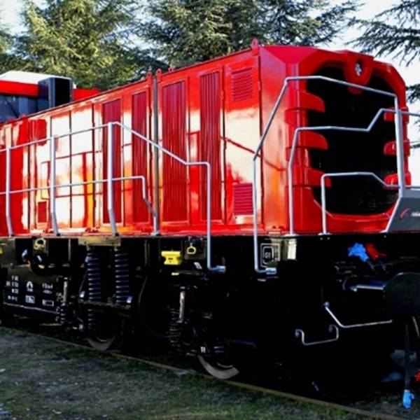 DE10000 Maneuver Locomotive