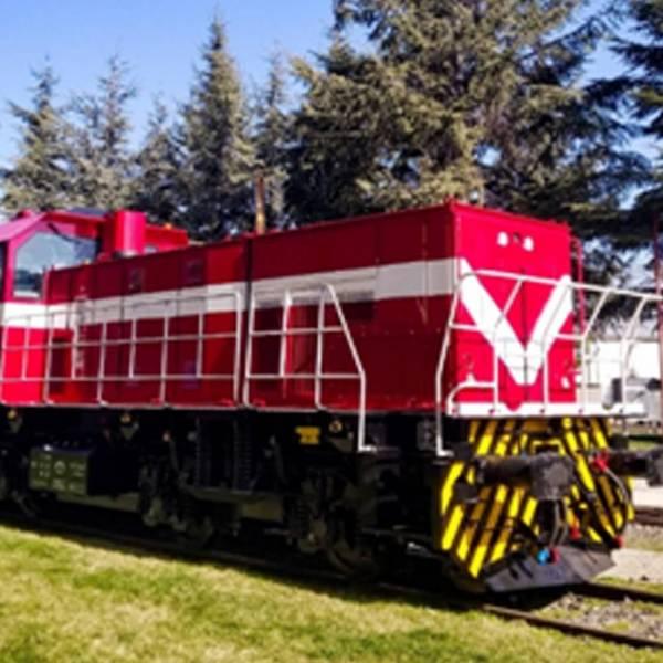 DE10000K / DE6000K Maneuver Locomotives