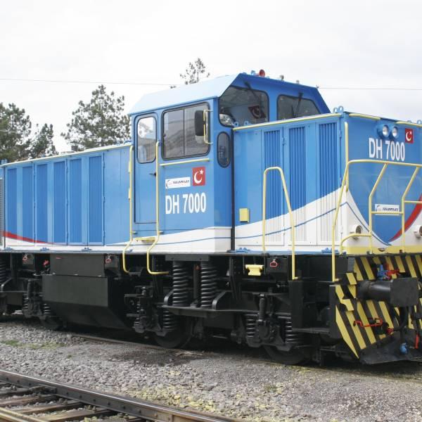 DH7000 Shunting Locomotive