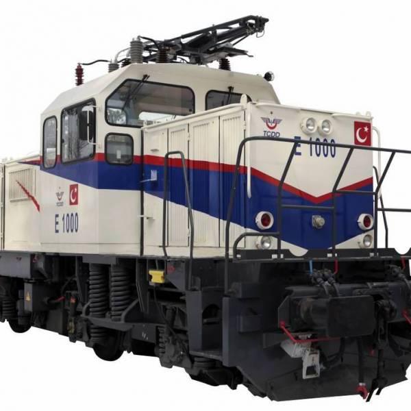 E1000 Shunting Locomotive