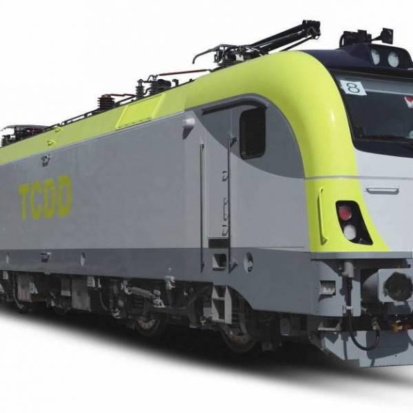 E68000 Outline Locomotive