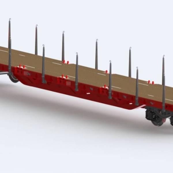 Lightweight Platform Wagon