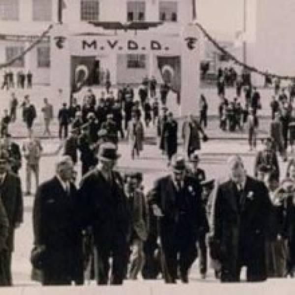 Sivas Bölge Müdürlüğü Tarihçesi