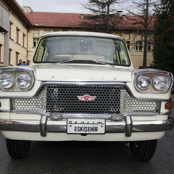 TÜRASAŞ Devrim Arabaları Müzesi  Eskişehir